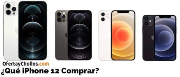 nuevo iphone 12 comprar