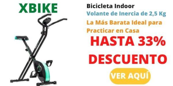 bicicleta estatica cecotec xbike