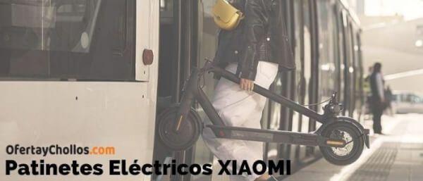 patinetes electricos xiaomi