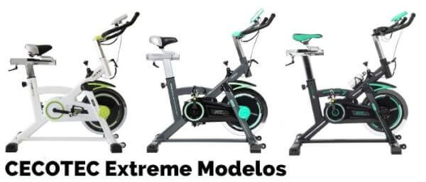bicicletas estaticas extreme cecotec